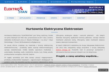 PPUH Elektrostan - Druty, przewody Bydgoszcz