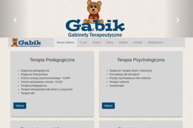 Gabinety Terapeutyczne - Gabik - Psycholog Augustów