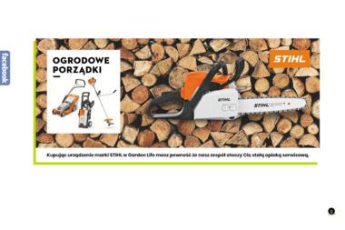 """Centrum Ogrodnicze """"Garden Life"""" Marcin Labuda - Projektowanie Ogrodów Zimowych Kiełpino"""