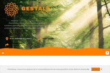 Gabinet psychoterapii Gestalt - Psycholog Tomaszów Mazowiecki