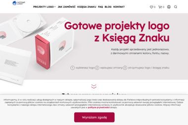 Gotowe Logo z księgą znaku - Logo Olsztyn