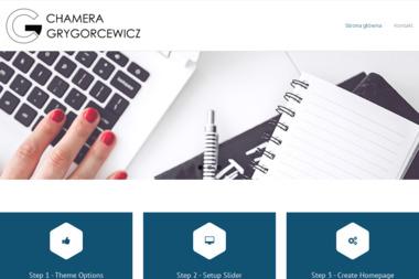 Adwokat Gabriela Chamera - Obsługa prawna firm Szczecin