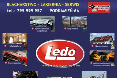 Ledo - Wypożyczalnia samochodów Nysa
