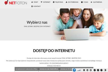 Net Foton - Internet Wrocław