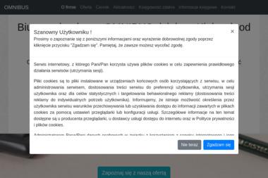 Biuro Usług Finansowo-Księgowych OMNIBUS - Biuro rachunkowe Kielce