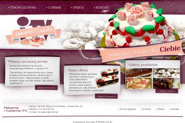 Piekarnia i Cukiernia ITV - Cukiernia Miejsce Piastowe