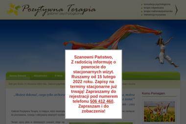 Gabinet Psychologiczny Pozytywna Terapia - Psycholog Legionowo