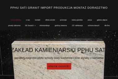 Zakład Kamieniarski PPHU SATI - Kamieniarstwo Opole