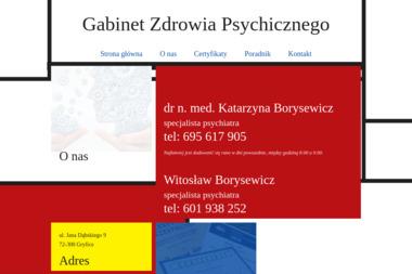 Gabinet Zdrowia Psychicznego - Psycholog Gryfice