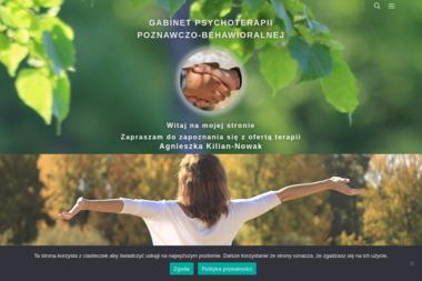 GABINET PSYCHOTERAPII POZNAWCZO-BEHAWIORALNEJ - Psycholog Tarnobrzeg