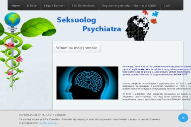 Seksuolog psychiatra - Seksuolog Inowrocław