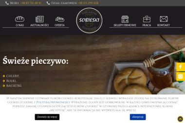 Piekarnia Sobieski - Cukiernia Mońki