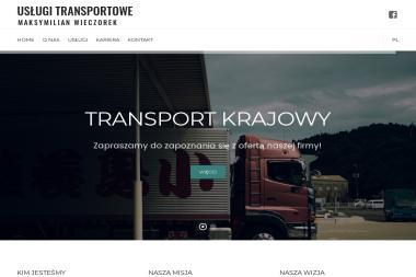 Usługi transportowe Wieczorek - Przeprowadzki międzynarodowe Zielona Góra