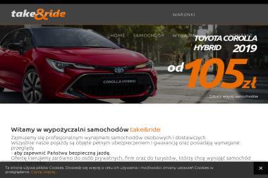 Wypożyczalnia Samochodów Take & Ride - Wypożyczalnia samochodów Nysa