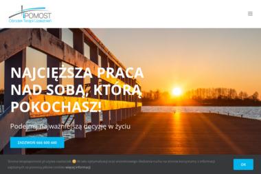 Pomost sp. z o.o. - Terapia uzależnień Warszawa