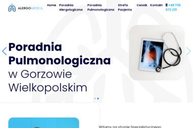 Alergolog i Pulmonolog Ryszard Kozłowski - Alergolog Gorzów Wielkopolski