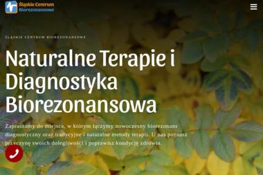 Śląskie Centrum Biorezonansowe - Medycyna naturalna Dąbrowa Górnicza