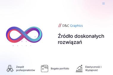 D&C Graphics - Reklama internetowa Zielona Góra