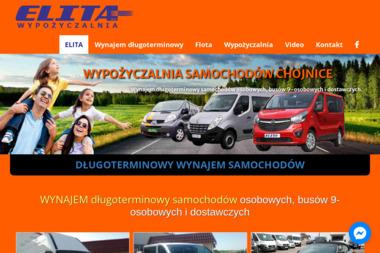 ELITA S.C. - Wypożyczalnia samochodów Chojnice