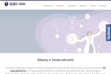 Gaja Poradnie Lekarskie - Diabetolog Poznań