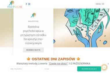 HOLIPSYCHE Ośrodek Terapeutyczno Rozwojowy - Terapia uzależnień Warszawa