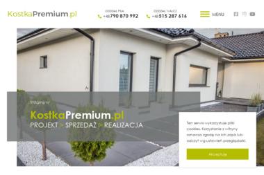 Kostka Premium - Kostka Betonowa Piła