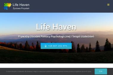Life Haven - Leczenie Alkoholizmu Ustroń