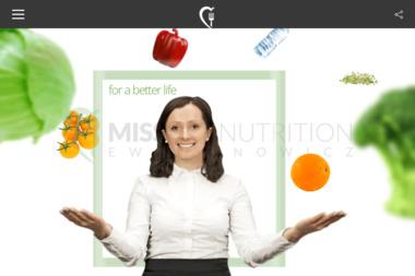 Mission Nutrition - Dieta Odchudzająca Szczecinek