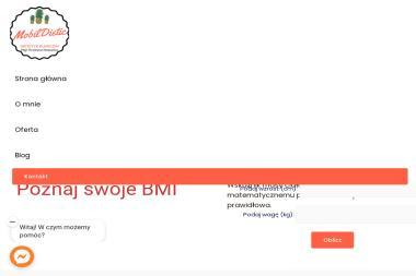 MobilDietic - Dietetyk Legnica
