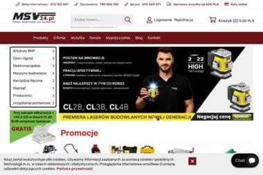 Msv24 - Agregaty tynkarskie Warszawa
