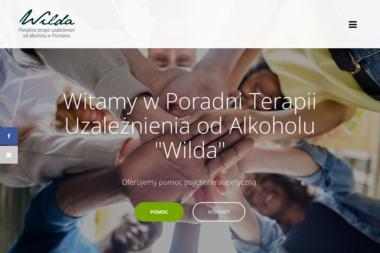 """Poradnia Terapii Uzależnienia od Alkoholu """"Wilda"""" - Leczenie Alkoholizmu Poznań"""
