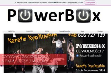 PowerBoxStrzelin - Trener personalny Strzelin