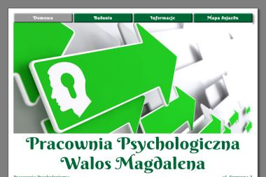 Pracownia Psychologiczna  Walos Magdalena - Psycholog Odolion