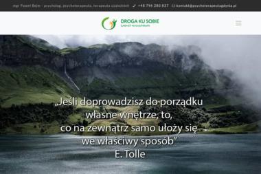 Gabinet Psychoterapii DROGA KU SOBIE - Terapia uzależnień Gdynia
