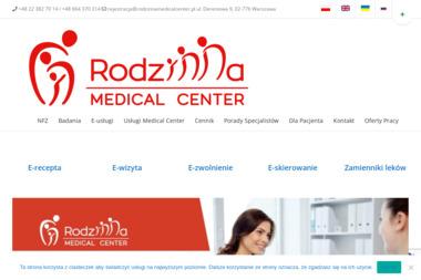 Rodzinna Przychodnia - Diabetolog Warszawa