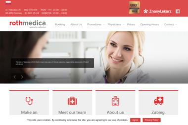 Roth Medica Sp. z o.o. - Diabetolog Poznań