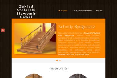 Zakład Stolarski Gaweł Sławomir - Balustrady drewniane Nowa Wieś Wielka