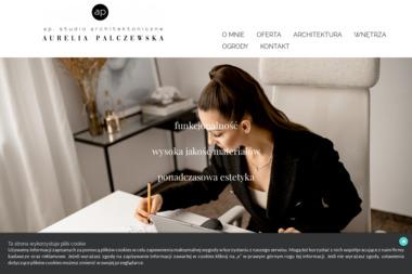 ap. studio architektoniczne Aurelia Palczewska-Dreszler - Nowoczesne Ogrody Rudzienice