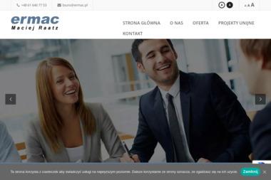 ERMAC - Edukacja Online Biskupice