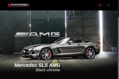 Aplikatorzy - Oklejanie Szyb Samochodowych Gdynia