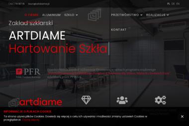 ARTDIAME - Szklarz Słupia pod Kępnem