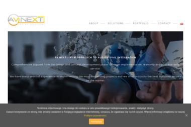 Avnext - Instalacje Łomianki