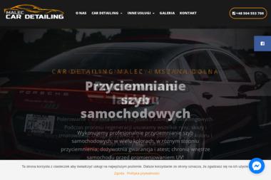 Car Detailing Malec - Przyciemnianie Szyb Mszana Dolna