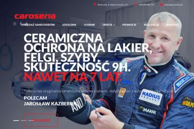 Caroseria Autodetailing Studio - Oklejanie Szyb Samochodowych Białystok