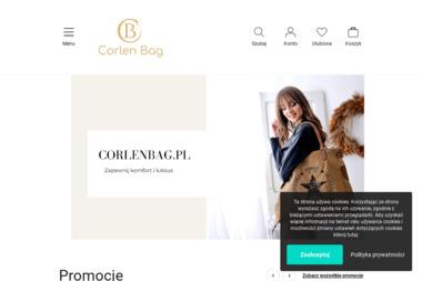 CORLEN BAG IWONA WOJCIECHOWSKA - Odzież damska Wudzyn