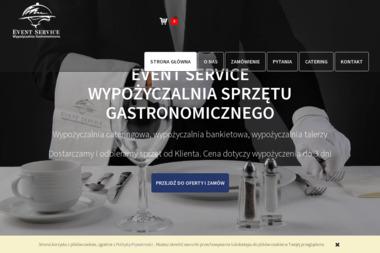 Event Service - Wypożyczanie sprzętu gastronomicznego Gdańsk