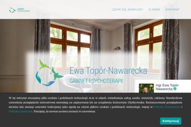 Gabinet Psychterapii Ewa Topór - Nawarecka - Terapia uzależnień Sopot