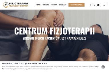Fizjoterapia Krzysztof Rutana - Medycyna Naturalna Jasło