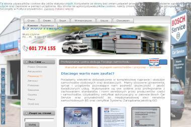 BS Auto Franpol - Przeglądy i diagnostyka pojazdów Wrocław