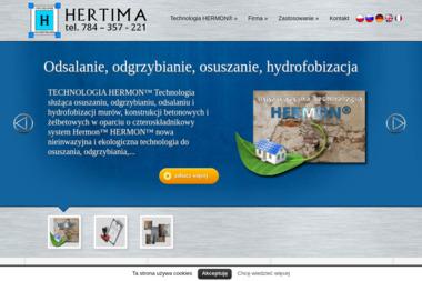 HERTIMA - Osuszanie, odgrzybianie Toruń